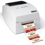Colour label printers for the food industry