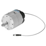Lightweight and economical rotary actuator and sensor