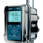 Modular measuring system for pH, conductivity and oxygen