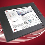 Resistive touch monitors for industrial applications