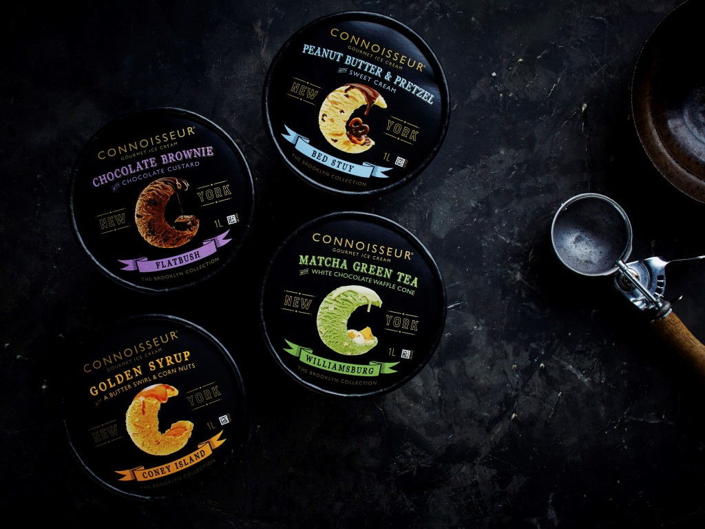 The Brooklyn ice cream collection | Food & Beverage