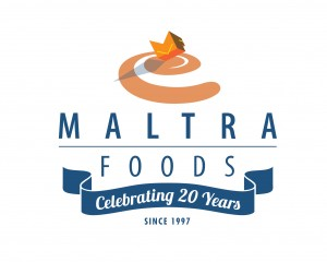 Maltra Foods_20Years Logo