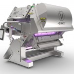 Digital sorter for fruit and vegetables