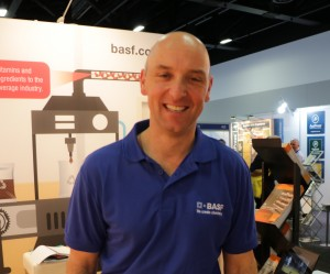 Harry Haikalis, BASF's business and sales manager, nutrition and health Australia & New Zealand.