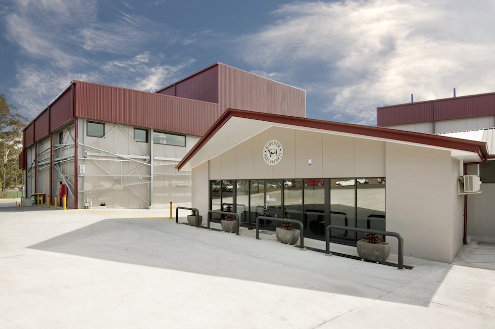 Total Construction has extensive expertise in delivering food and beverage projects throughout Australia.