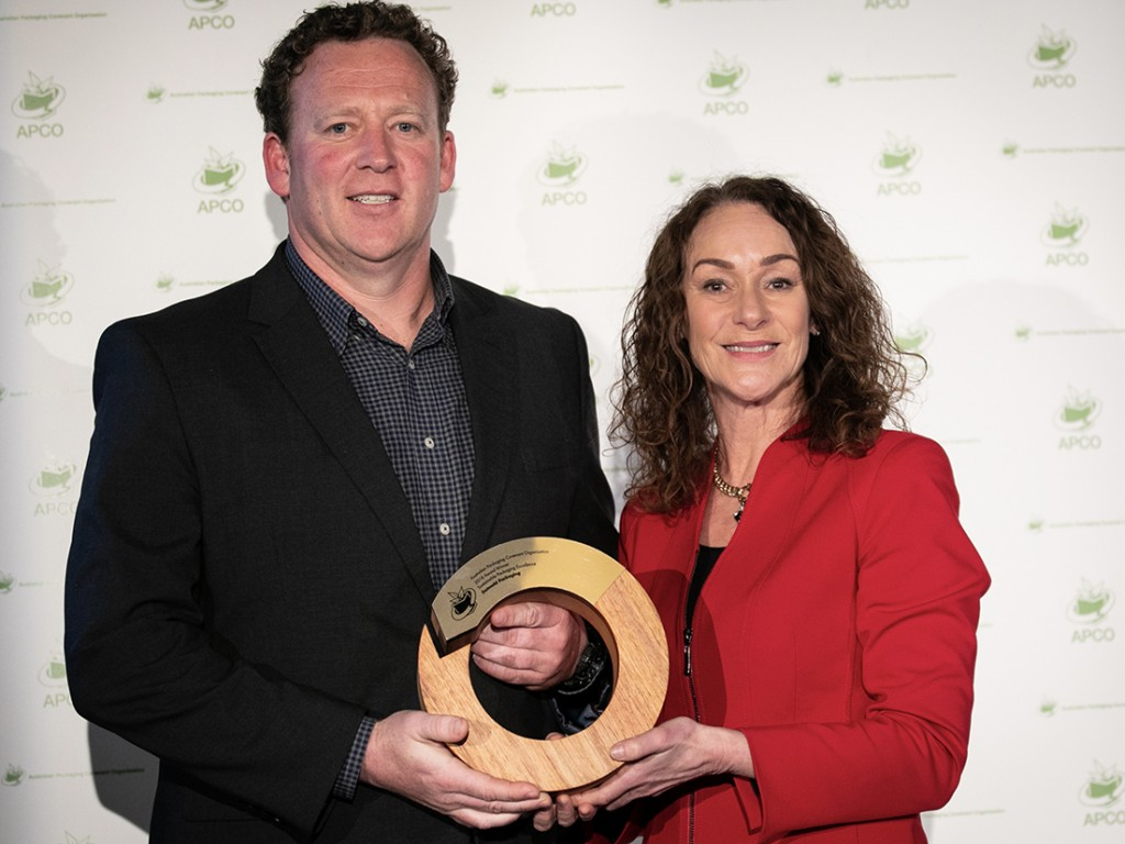 Detmold Group Recognised For Sustainable Packaging