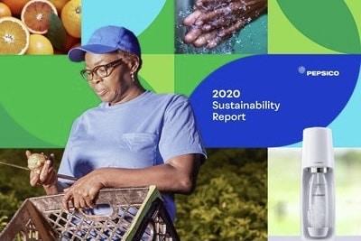 Rapport sur le développement durable 2020 de PepsiCo