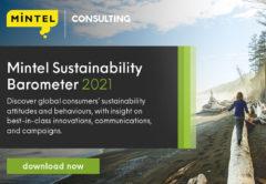Mintel sustainability barometer