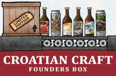 Croatian Founders' Craft Beer